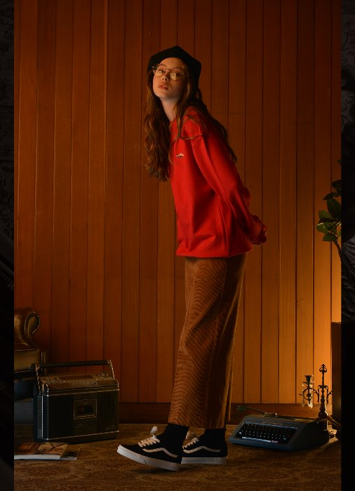 Corduroy Pants_(Brown)