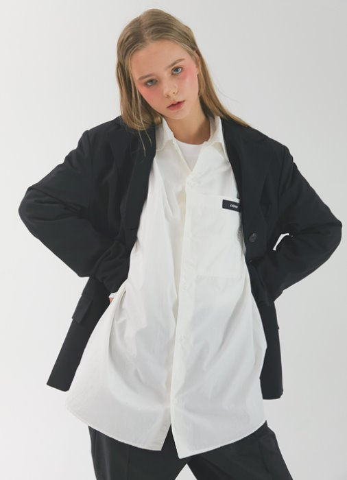 A-Button Over Jacket_(black)
