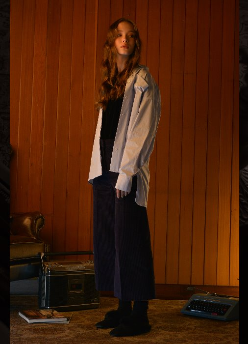 Corduroy Pants_(Navy)